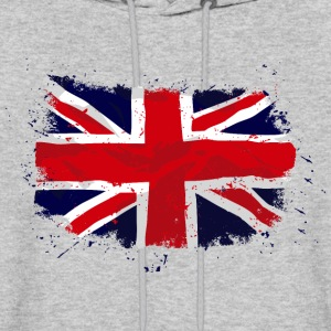 Union Jack - Vintage Look Hoodies - Men's Hoodie
