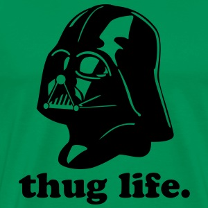 Darth Vader Thug Life - Men's Premium T-Shirt
