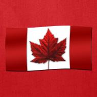 Design ~ Canada Souvenir Bags Canada Flag Tote Bag