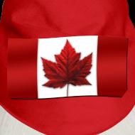 Design ~ Canada Pet Souvenir Canada Flag Dog Bandana