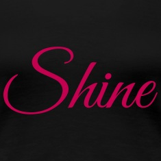 Shine - short sleeved pink