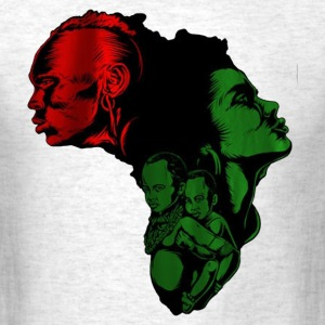 Africa Design - Men's T-Shirt
