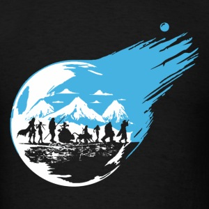 Final Fantasy 7 Inspired - Men's T-Shirt