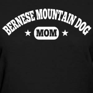 Bernese Mountain Dog mom Women's T-Shirts - Women's T-Shirt