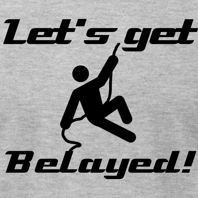 Let's get Belayed!