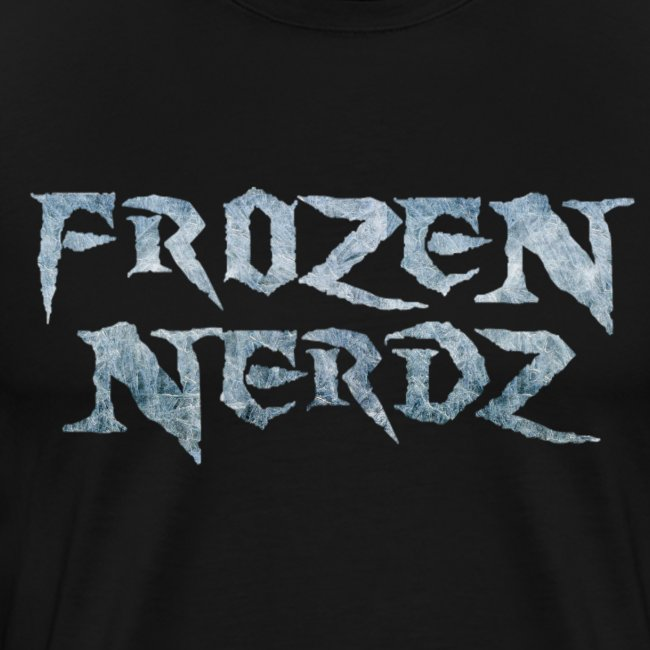 Frosty Frozen Nerdz Logo (Men's)