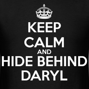 Keep Calm Daryl T-Shirts - Men's T-Shirt
