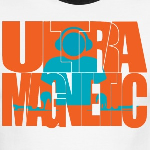 ultra deejay T-Shirts - Men's Ringer T-Shirt