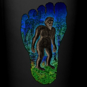 Sasquatch Big Foot Mug - Full Color Mug