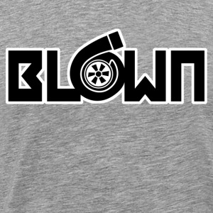 Blown - Turbo Engine - Men's Premium T-Shirt