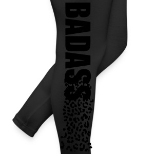 Badass Leopard Print Leggings - Leggings