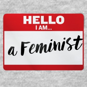 Name Tag - a Feminist Women's T-Shirts - Women's T-Shirt