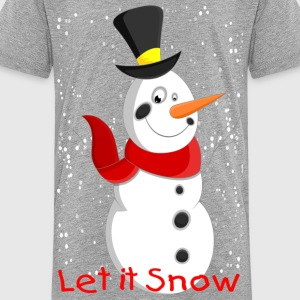 Showman & Snow Kids' Shirts - Kids' Premium T-Shirt