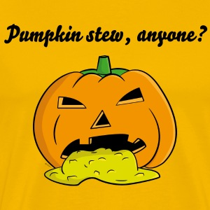 Pumpkin stew, anyone? - Men's Premium T-Shirt