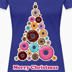Christmas Tree of Donuts