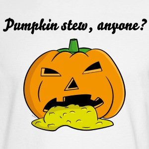 Pumpkin stew, anyone? - Men's Long Sleeve T-Shirt