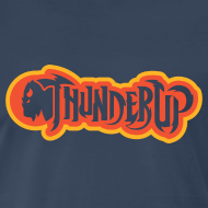 Design ~ OKC Thunder Cats - Mens