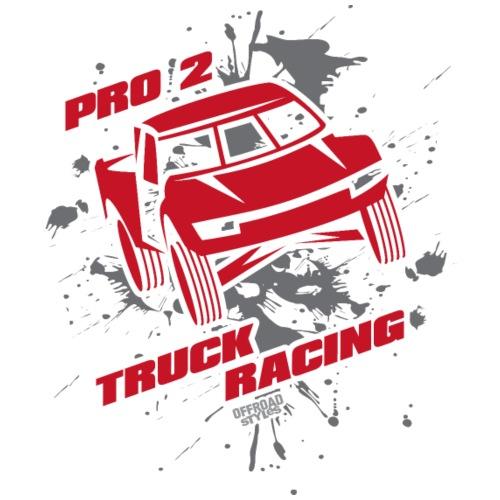Pro2 Race Truck Red
