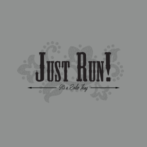 Just Run...blk