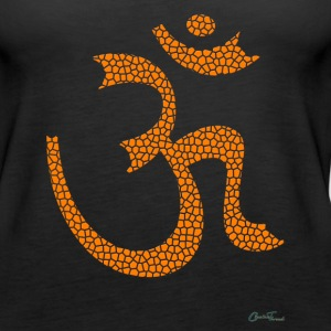 om Tanks - Women's Premium Tank Top