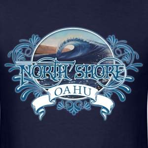 North Shore Oahu - Men's T-Shirt