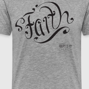 Arise Faith Men - Men's Premium T-Shirt