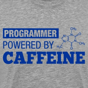 programmer coffee T-Shirts - Men's Premium T-Shirt