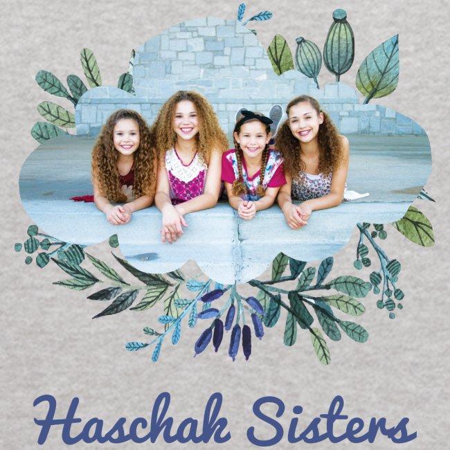 Haschak Sisters Hoodie (Grey 1)