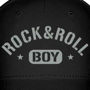Rock And Roll Boy Caps - Baseball Cap