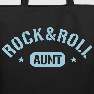 Rock And Roll Aunt Bags & backpacks - Eco-Friendly Cotton Tote
