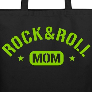 Rock And Roll Mom Bags & backpacks - Eco-Friendly Cotton Tote