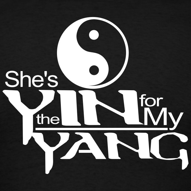 Shes The Yang