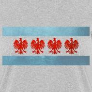 Design ~ Polish Chicago Flag