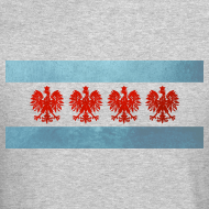 Design ~ Polish Chicago Flag