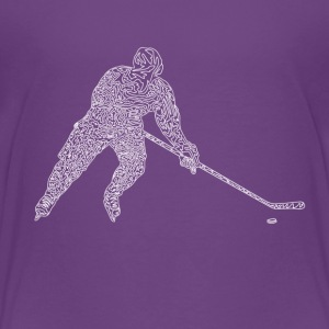 Hockey Baby & Toddler Shirts - Toddler Premium T-Shirt