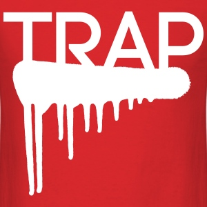 Trap Red - Men's T-Shirt