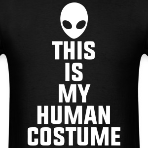 Human Costume T-Shirts - Men's T-Shirt