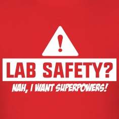 Lab Safety T-Shirts