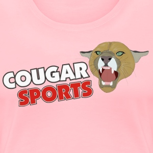 Cougar Sports - Women's Premium T-Shirt