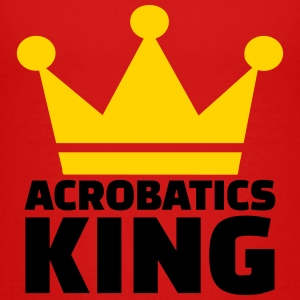 Acrobatics King Kids' Shirts - Kids' Premium T-Shirt