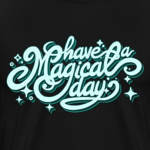 Magical Day - Mint T-Shirts - Men's Premium T-Shirt