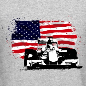 Formula One - Austin Raceway Long Sleeve Shirts - Crewneck Sweatshirt