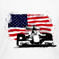 Formula One - Austin Raceway Long Sleeve Shirts