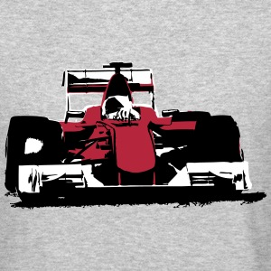 Formula One racer Long Sleeve Shirts - Crewneck Sweatshirt