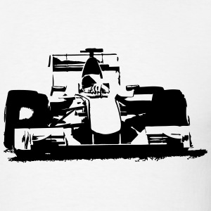 Formula One racer T-Shirts - Men's T-Shirt
