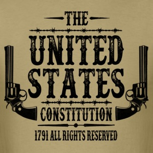 The United States Constitution, 1791 All Rights .. T-Shirts - Men's T-Shirt