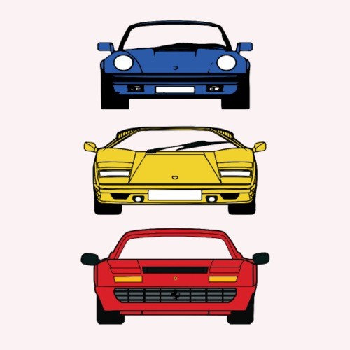 80's-Dream-Cars