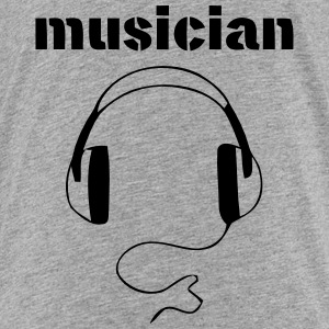 MUSICIAN Baby & Toddler Shirts - Toddler Premium T-Shirt