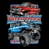 Built Truck Tough Women's T-Shirts - Women's Premium T-Shirt