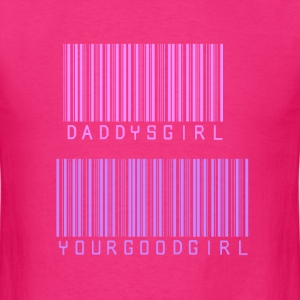 Daddy's Girl T-Shirts - Men's T-Shirt